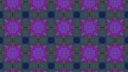 creator: Fondo colorido abstracto hecho en gr�ficos por ordenador Con el creador de part�culas Foto de archivo