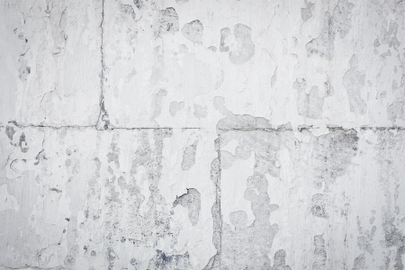 crannied: Old crannied stone wall surface Stock Photo