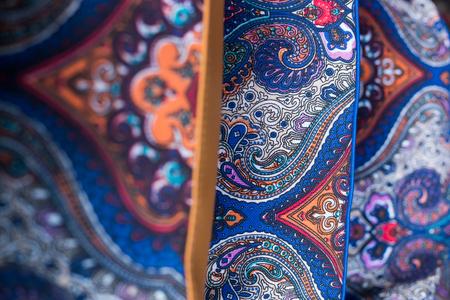 Batik Malajsie Batik Indonesia Reklamní fotografie