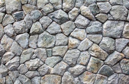 oppervlaktestructuur van stenen muur decoratie Stockfoto