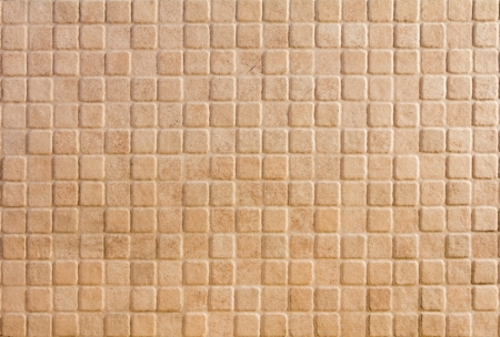 Zwarte mozaïektegels. Abstracte kleurrijke achtergrond Stockfoto