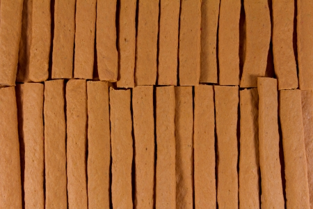 Dog treats isolated  background photo