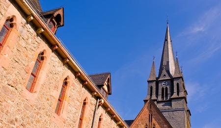 Spire of Cistercian Monastery