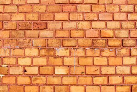 Orange Wall Stock Photo - 10082055