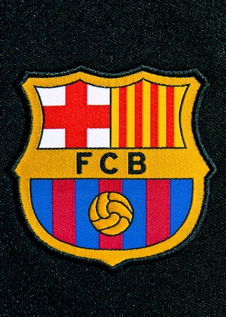 Emblem FC Barcelona Stock Photo - 10230241