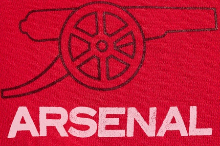 Arsenal London Stock Photo - 10273934