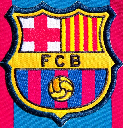 FC Barcelona Stock Photo - 10273933