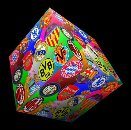 Champions League Cube