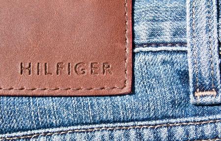 jeans fabric: Hilfiger Jeans