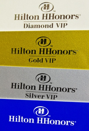 Hilton HHonors is Hilton Hotels guest loyalty program in which frequent guests can accumulate points and airline miles.