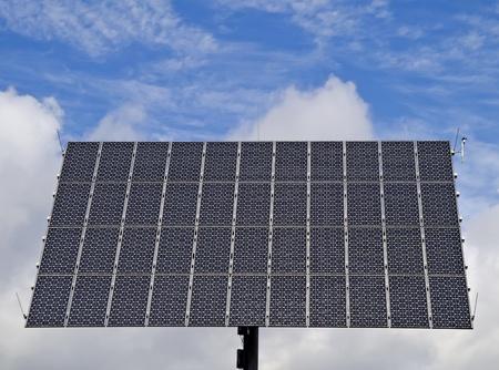 Cloudy Solar Power Stock Photo - 11574537
