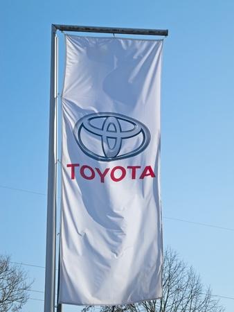 TOYOTA Flag Editorial