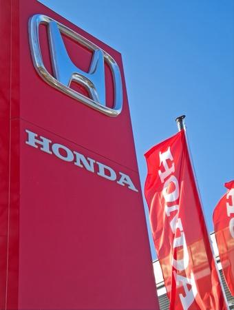 HONDA: Honda Motor Company