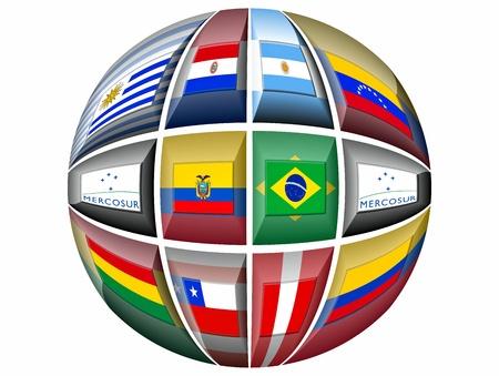 メルコスールの国々