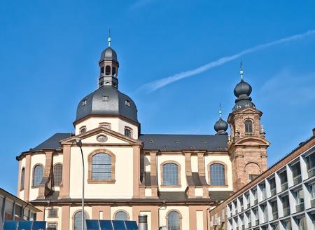 jesuit: Jesuit Church