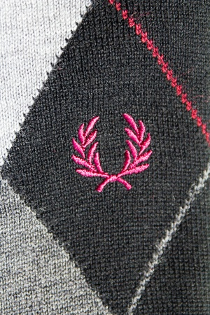 perry: Fred Perry Sweater