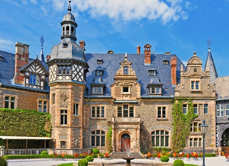 schloss: Conference center of Giessen University (Germany) Editorial