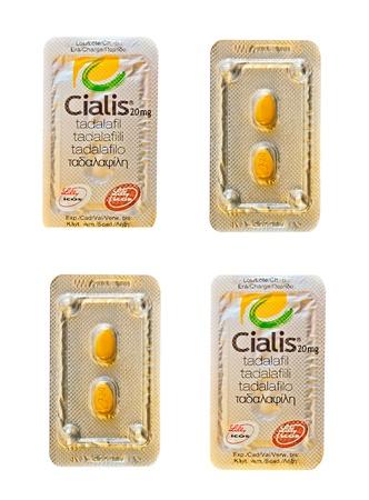 Cialis Pills: Tadalafil is een pil voor de behandeling van erectiestoornissen onder de naam Cialis, ontwikkeld en verkocht wereldwijd door het bedrijf Lilly ICOS LLC.