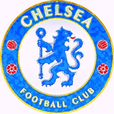 FC チェルシー バッジ