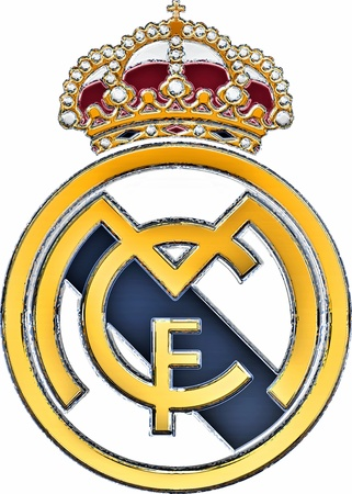 REal Madrid Badge