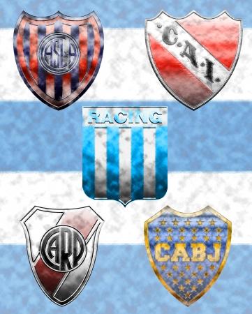 big five: Il Big Five del calcio argentino Editoriali