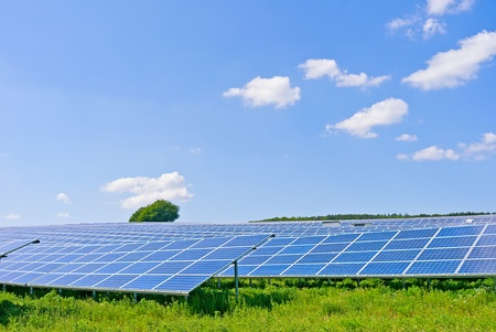 photovoltaic power station: Sun Energy
