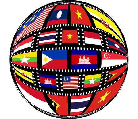 south east asian: Pa�ses de Asia sudoriental