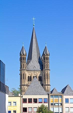 saint martin: Saint Martin s Church
