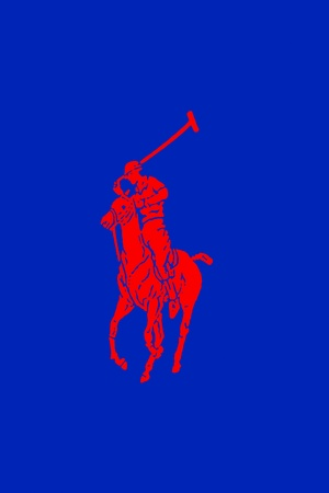 Symbol of Polo Ralph Lauren - the flagship brand of the company