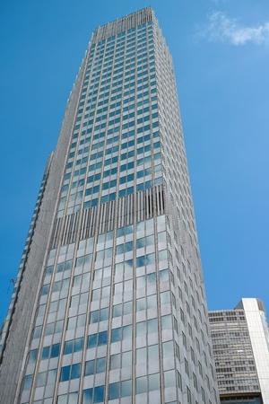 headquarter: Frankfurt am Main, Germany - July 11, 2013  Headquarter of the European Central Bank