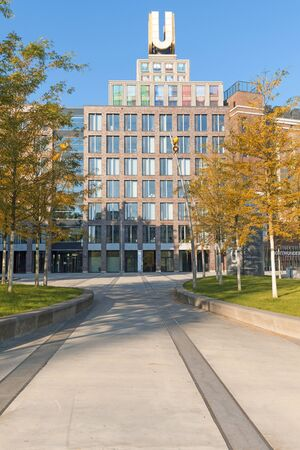 ドルトムント, ドイツ - 2015 年 10 月 11 日: ドルトムント U タワーや芸術文化センターのドルトムント