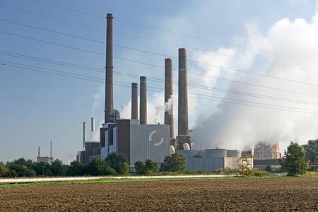ザルツギッター, ドイツ - 2015 年 9 月 26 日: ドイツの鋼鉄生産者ザルツギッター AG 産業プラント
