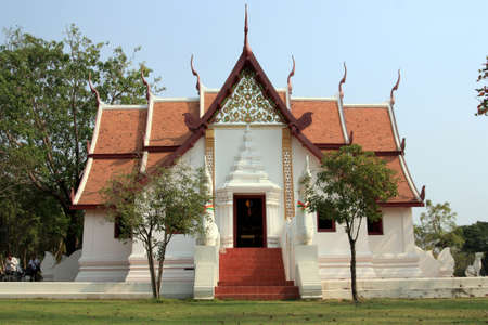 localities: Reproduct church, Thailand