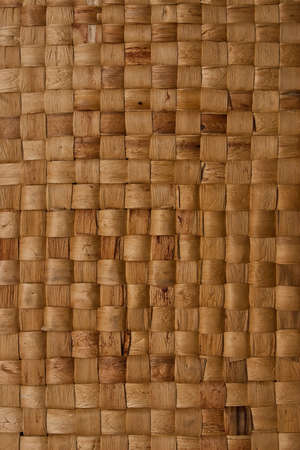 Texture of weave reed Stock Photo - 7472029