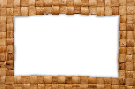 woven surface: fotograma de la leng�eta de tejido