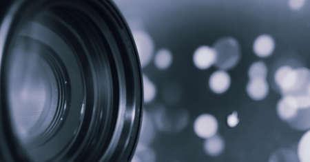 Professional photography lenses and macro Standard-Bild