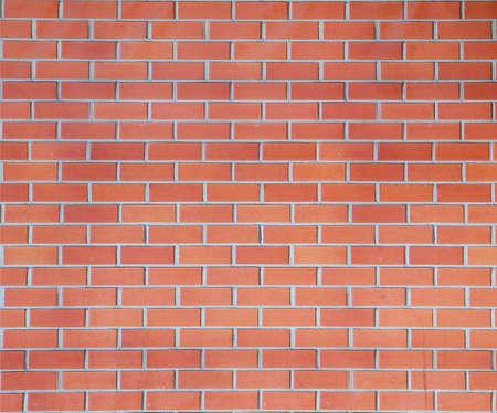 red wall: Red bricks wall Stock Photo