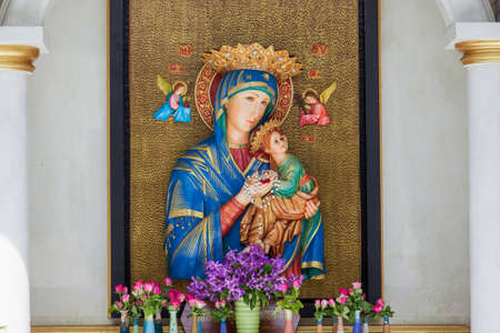 Mother Mary: bless virgin mary