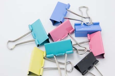 foldback: fold back clips