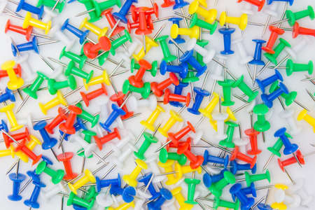 sticky paper: group of Sticky paper Stock Photo