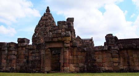 Phanomrung Stone Castle, Thailand