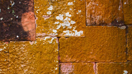 Stock Photo - Background of brick wall texture