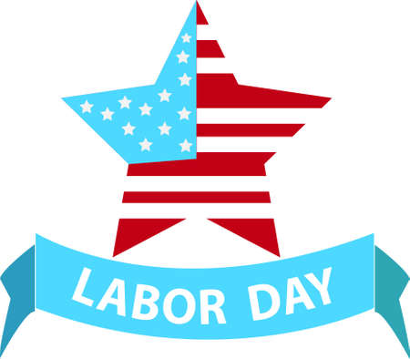Labor Day Background Stock Vector - 21863175