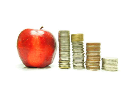 Apple and Coins