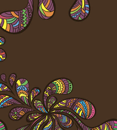 Seamless paisley pattern Stock Vector - 14575777