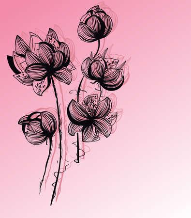 Herbarium background