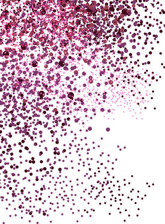 Abstract random sakura background Illustration