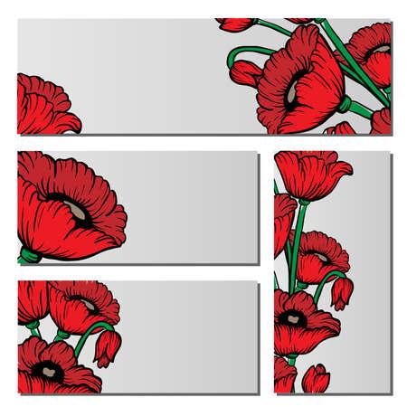 Poppy flower Stock Vector - 17562208