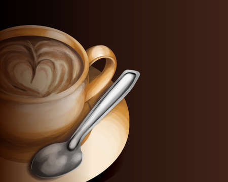 expresso: Cup of coffee