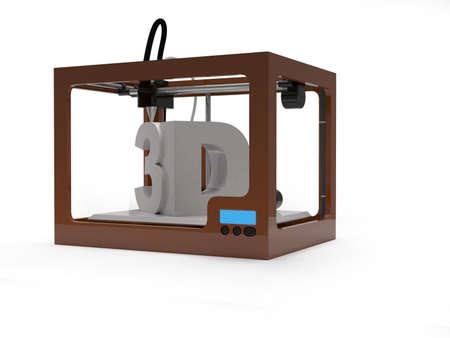 prototype: 3d printer